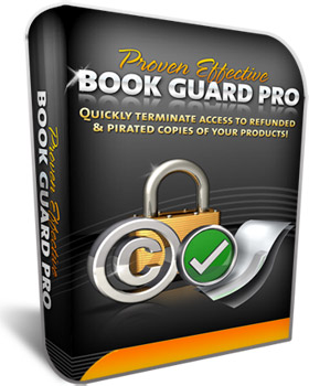 Protect PDF's with BookGuard Pro's PDF Security